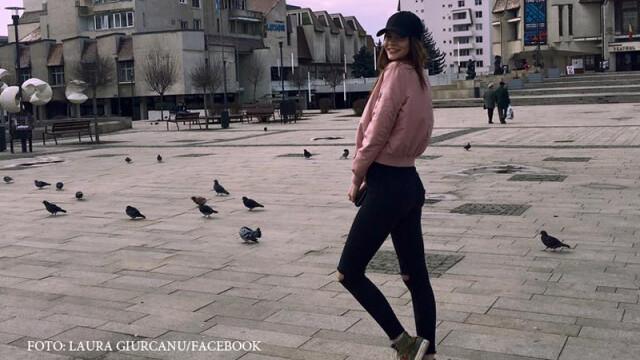 Laura Giurcanu, vloggerita