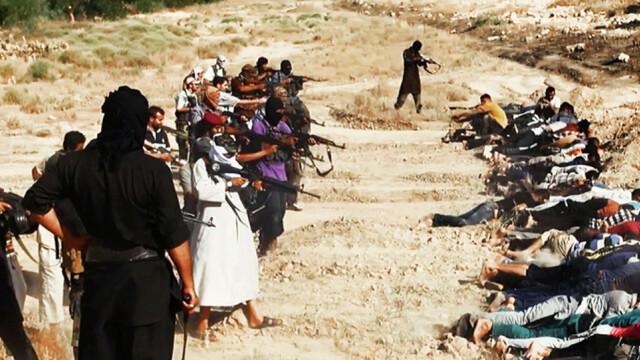 175 de sirieni, capturati langa Damasc, au fost executati de ISIS. Anuntul a fost facut de armata lui Bashar al-Assad
