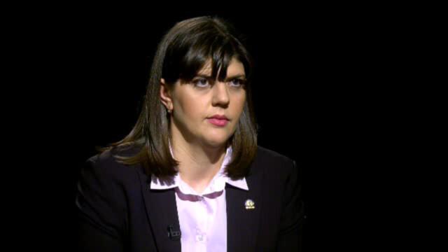 Laura Codruta Kovesi la