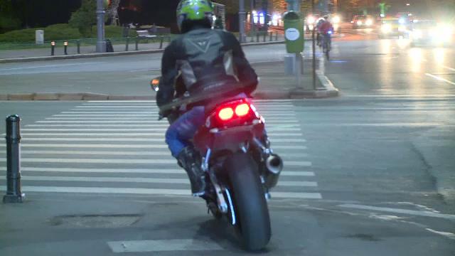 Locul de intalnire al motociclistilor din Capitala. Motivul pentru care localnicii le cer autoritatilor sa ia masuri