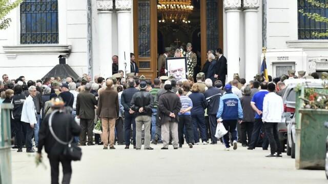 Inmormantare Mircea Albulescu