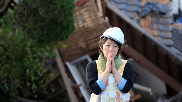 Bilantul cutremurelor devastatoare din Japonia a urcat la 32 de morti si 2.000 de raniti. Versantul unui munte s-a prabusit - Imaginea 3