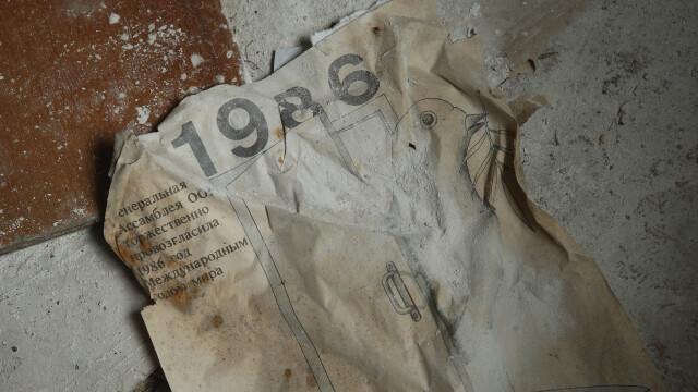 30 DE ANI de la Cernobil. Cum a fost prezentat in Romania accidentul nuclear care continua sa faca victime si astazi - Imaginea 5