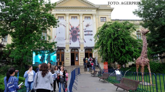 Muzeul National de Istorie Naturala 'Grigore Antipa'
