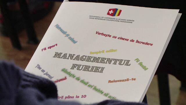 Cursuri de management al furiei pentru copiii din centrele de plasament si educatorii lor, in Iasi