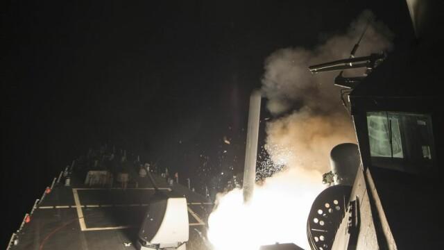 SUA au atacat Siria cu rachete. Discutii aprinse la Consiliul de Securitate al ONU: Rusia a avertizat asupra consecintelor - Imaginea 3