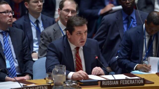 SUA au atacat Siria cu rachete. Discutii aprinse la Consiliul de Securitate al ONU: Rusia a avertizat asupra consecintelor - Imaginea 4