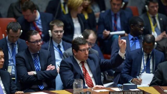 SUA au atacat Siria cu rachete. Discutii aprinse la Consiliul de Securitate al ONU: Rusia a avertizat asupra consecintelor - Imaginea 5