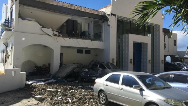 cutremur Manila