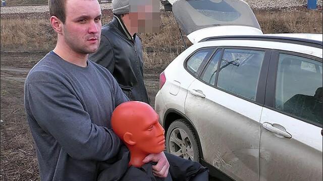 Reactia unui atacator rus dupa ce femeia pe care o credea moarta a chemat politia. Cum a reusit sa se salveze