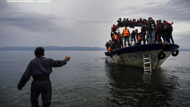 Acuzatii grave. Salvatorii din Marea Mediterana spun ca Europa ca ii lasa pe refugiati sirieni sa se inece - Imaginea 5