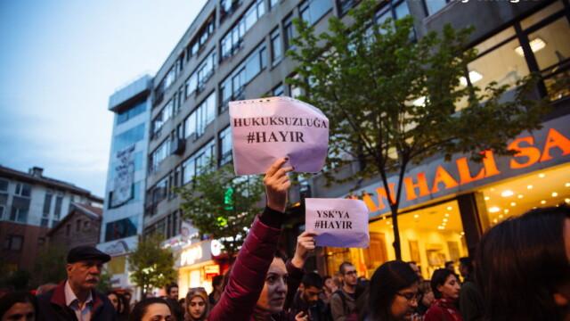 proteste in Turcia