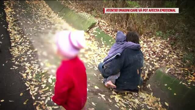 Ce s-a intamplat cu mama care a socat intreaga tara in 2014, cand a fost filmata bauta si cazand peste propriul copil