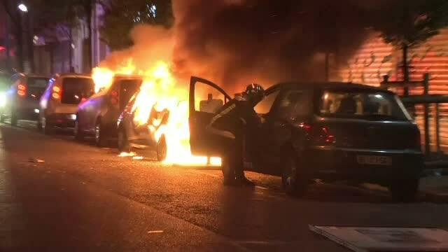 violente Paris