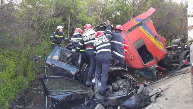 O familie intreaga a murit in accidentul din judetul Olt. Noul bilant: 5 decedati si un ranit. Cum s-a produs tragedia - Imaginea 4