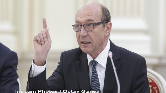 Traian Basescu: Legea gratierii scoate hotii din inchisori, dar raman incarcerati medicii si profesorii
