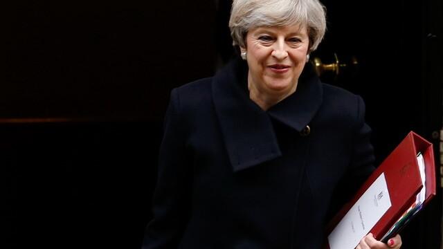 Theresa May avertizeaza cu privire la dificultatea negocierilor pentru Brexit. Care va fi soarta europenilor din Regatul Unit