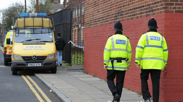 politie londoneza