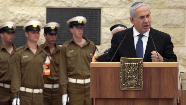 Premierul Israelului își felicită soldații, după ce 16 palestinieni au fost uciși în Fâșia Gaza