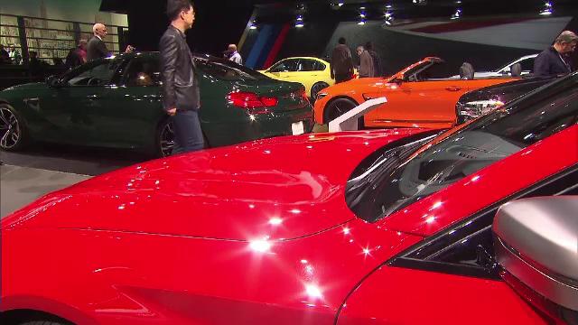 Salonul auto de la New York, mai îndreptat spre consumator decât cel de la Geneva