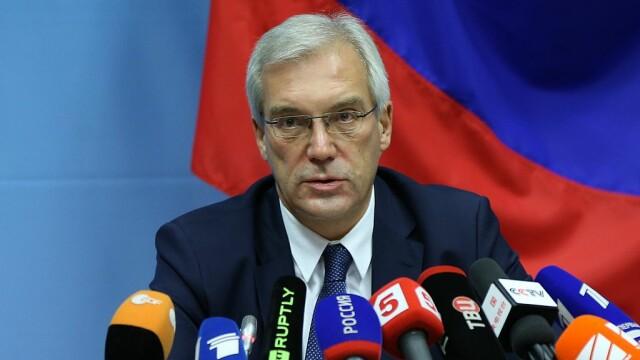 """Oficial rus: Cazul Skripal, """"o provocare aranjată"""" prin care NATO încearcă să justifice cheltuielile de apărare"""