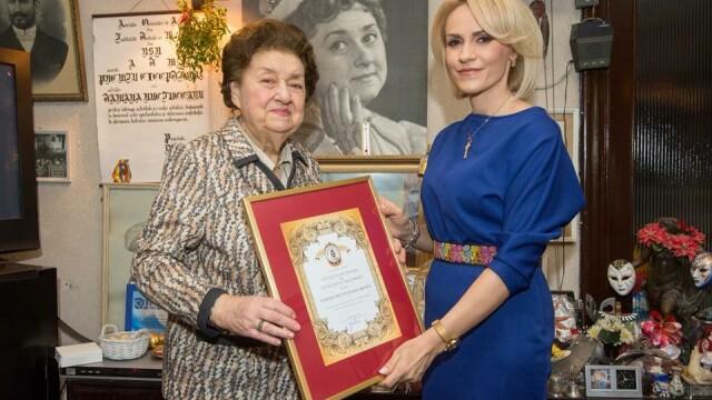 Tamara Buciuceanu, Gabriela Firea