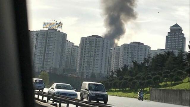 incendiu spital turcia