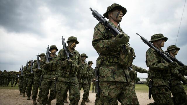 Japonia face pregătiri pentru un război împotriva Chinei. \