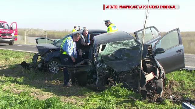 """Cine este șoferul care a provocat accidentul mortal din Galați: """"Nu avea mania vitezei"""""""