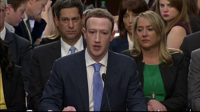 Mark Zuckerberg, audieri