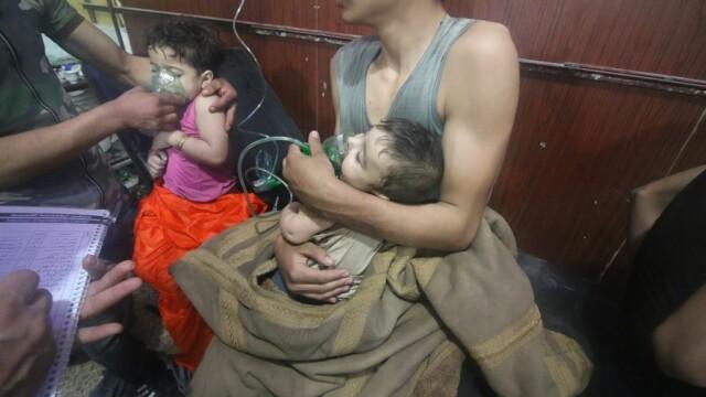 Organizaţia Mondială a Sănătăţii: Peste 500 de persoane afectate de atacul chimic din Siria