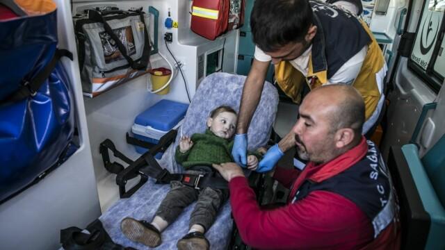 Franţa acuză Rusia de blocarea accesului specialiștilor la locul atacului chimic din Douma