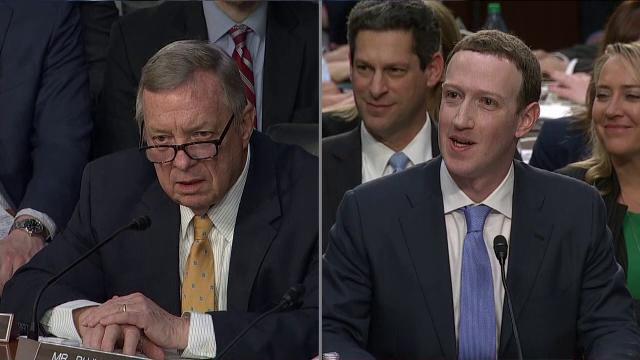 Notițele lui Zuckerberg de la audierea din Congres. Ce nu a apucat să spună