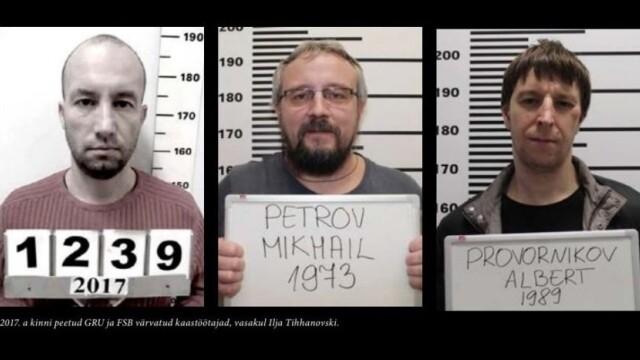Spioni ruşi, prinşi şi închişi în Estonia