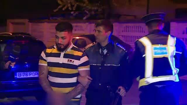 Şofer din Ferentari urmărit, după ce a întors când a văzut poliţia