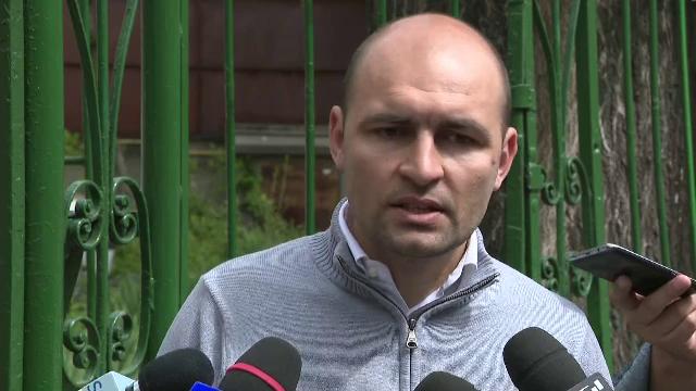"""Protestatarul Dide a fost declarat """"inapt psihologic"""" de Jandarmeria București"""