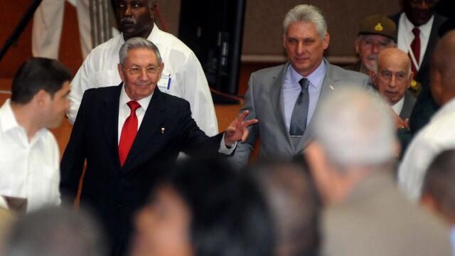 Preşedintele Cubei, Raul Castro, s-a retras, la 86 de ani. Pe cine a propus în locul său