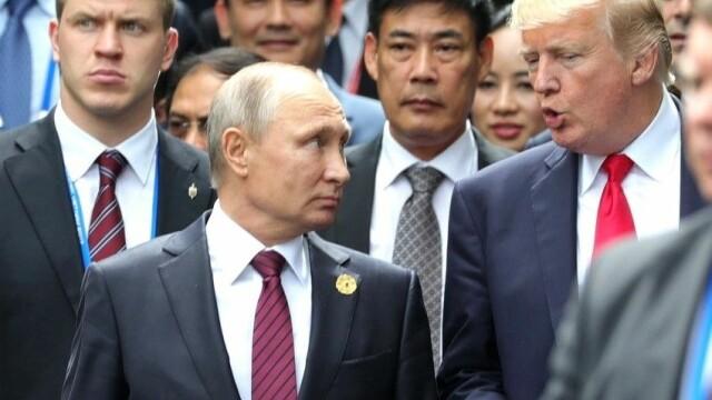 Reacția Moscovei după ce Trump și Macron au anunțat că vor un nou acord în dosarul nuclear iranian