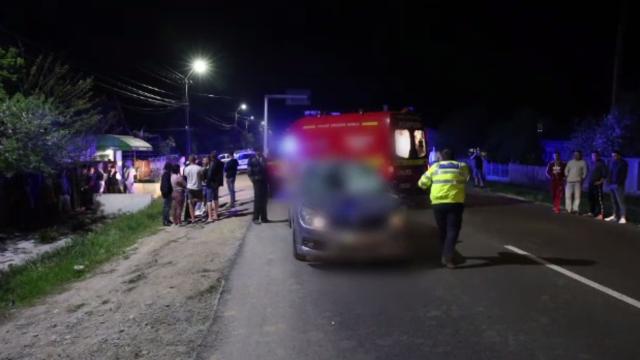 Bărbat mort, după ce a fost lovit în plin de un șofer care nu l-a observat