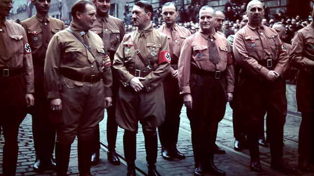 Ultimele cuvinte ale lui Hitler înainte să se sinucidă. Dezvăluirea pilotului său - Imaginea 1