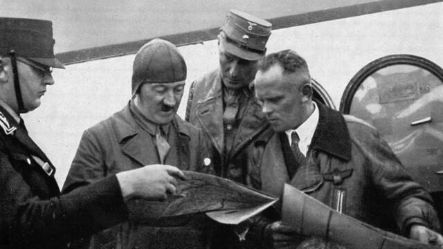 Ultimele cuvinte ale lui Hitler înainte să se sinucidă. Dezvăluirea pilotului său - Imaginea 4