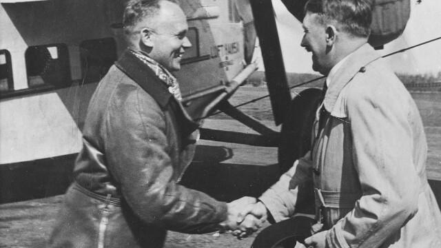 Ultimele cuvinte ale lui Hitler înainte să se sinucidă. Dezvăluirea pilotului său - Imaginea 5
