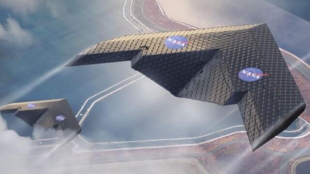 Avionul viitorului. NASA a creat aripi ultra-flexibile care își pot schimba forma în zbor - Imaginea 4