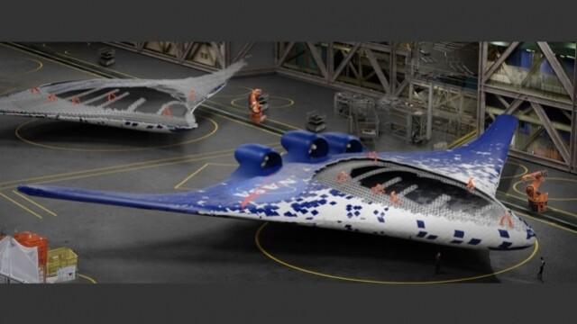 Avionul viitorului. NASA a creat aripi ultra-flexibile care își pot schimba forma în zbor - Imaginea 3