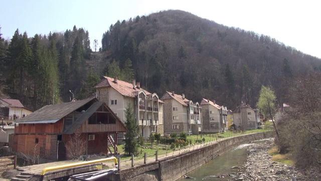 Stațiunile balneare din România au fost părăsite
