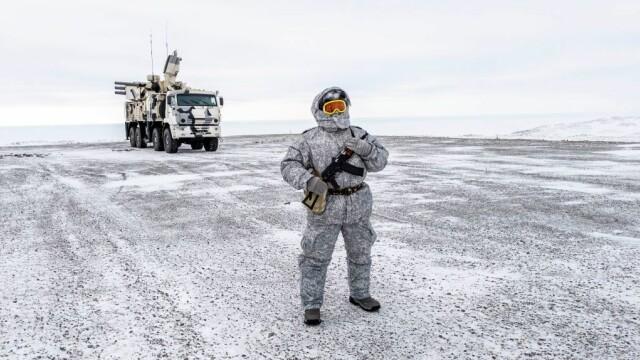 Cum arată baza militară construită de Putin în inima regiunii Arctice. GALERIE FOTO - Imaginea 15