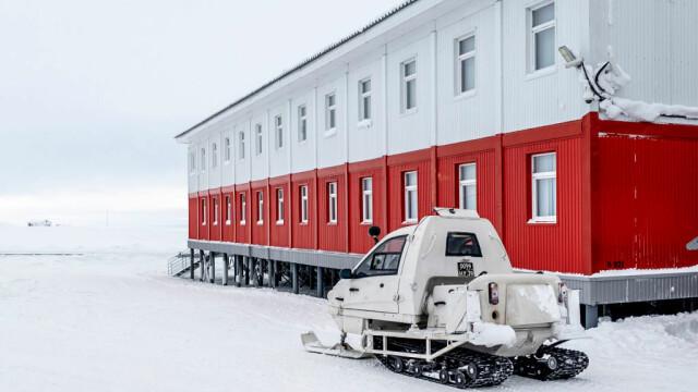 Cum arată baza militară construită de Putin în inima regiunii Arctice. GALERIE FOTO - Imaginea 14
