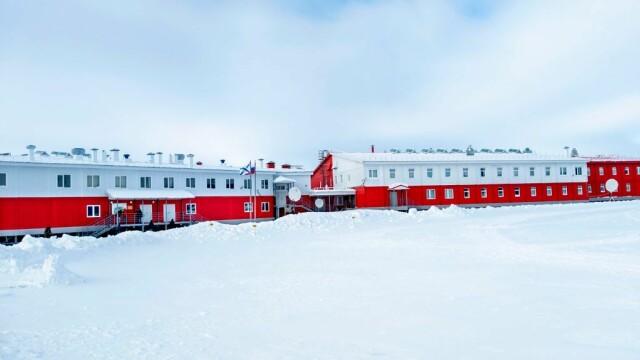 Cum arată baza militară construită de Putin în inima regiunii Arctice. GALERIE FOTO - Imaginea 13