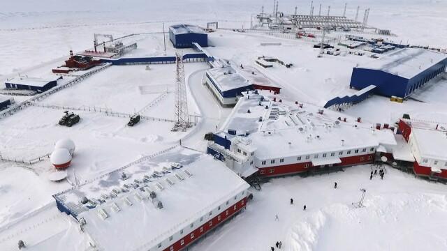 Cum arată baza militară construită de Putin în inima regiunii Arctice. GALERIE FOTO - Imaginea 12