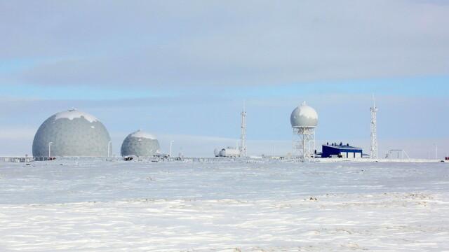 Cum arată baza militară construită de Putin în inima regiunii Arctice. GALERIE FOTO - Imaginea 11